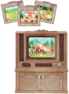 Набор  Цветной телевизор  Sylvanian Families, артикул:2226675 - Бренды игрушек