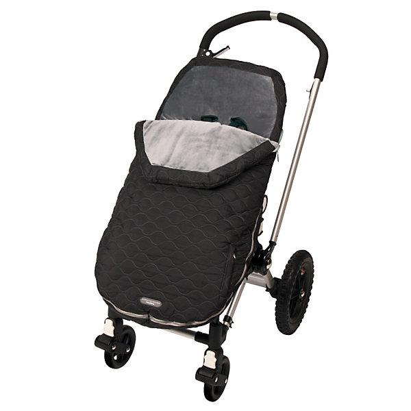 Спальный мешок в коляску Urban Bundle Me Toddler,  черный