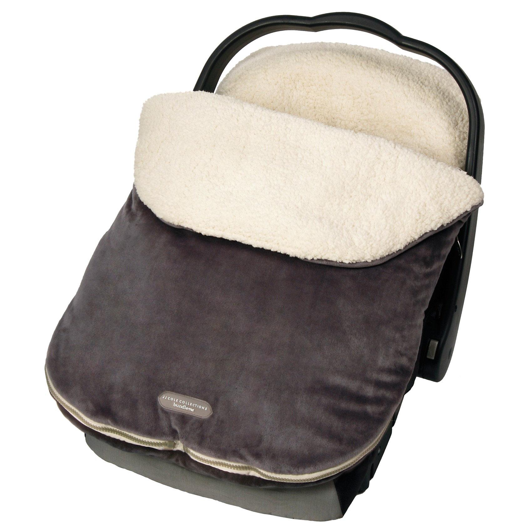 Спальный мешок в люльку Bundleme Infant, графитовый