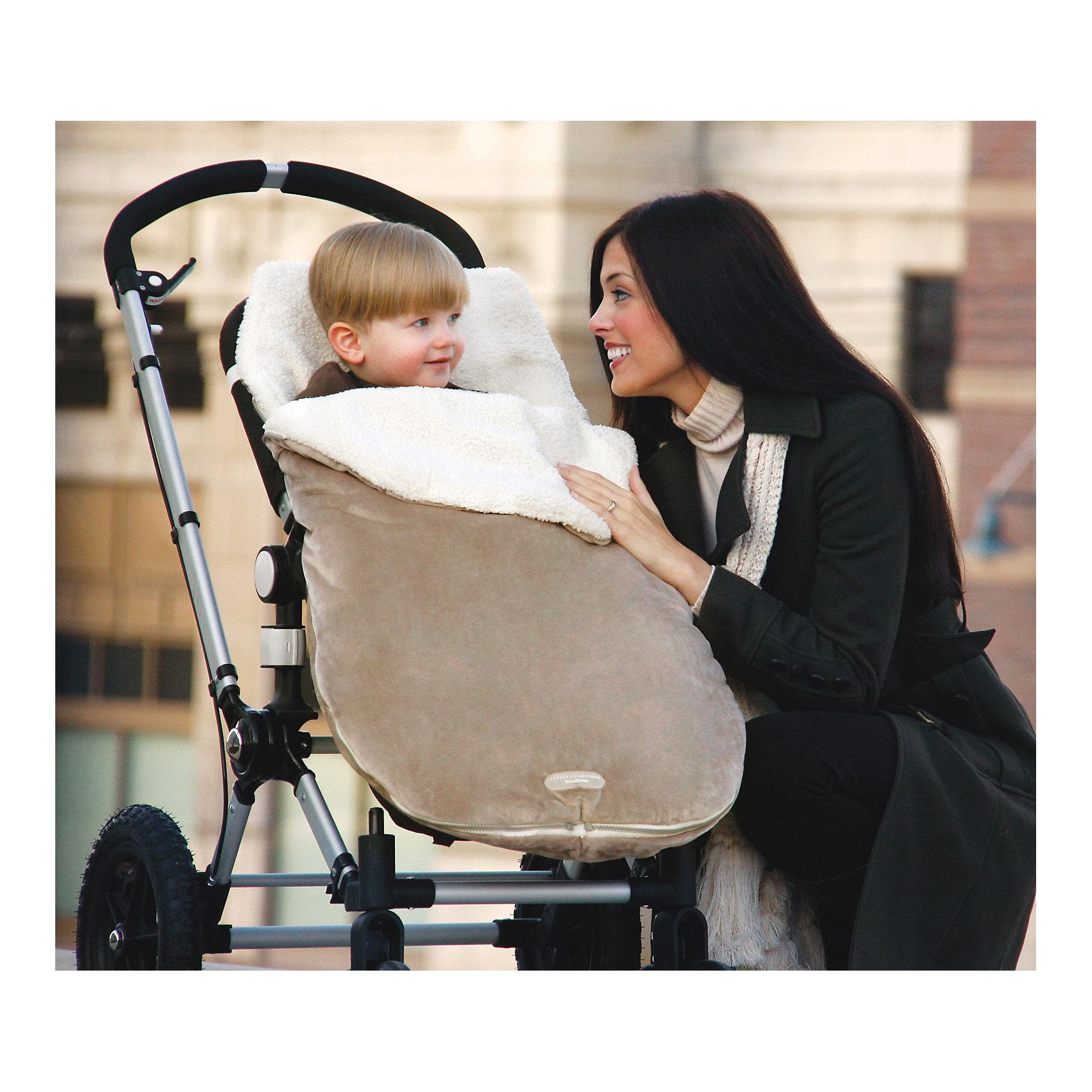 Спальный мешок в коляску Toddler Bundle Me,  хаки