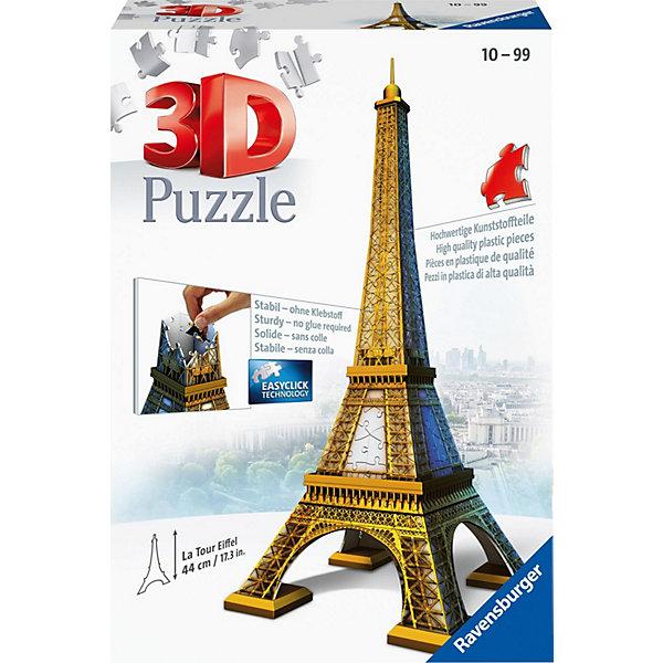 цена на Ravensburger 3D пазл Ravensburger Эйфелева башня
