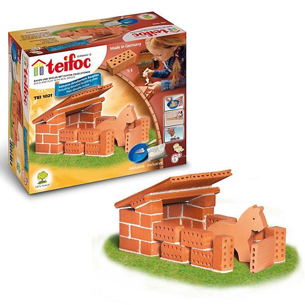 teifoc Строительный набор Teifoc Конюшня