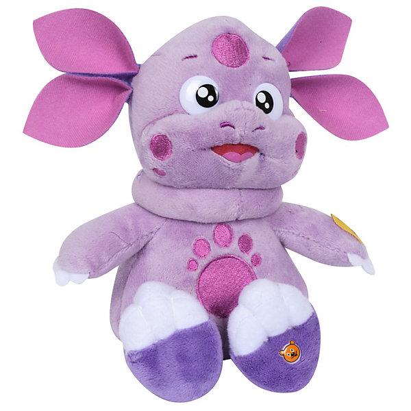 Мульти-Пульти Мягкая игрушка Лунтик, 16 см, МУЛЬТИ-ПУЛЬТИ мульти пульти мягкая игрушка львенок симба 16 см