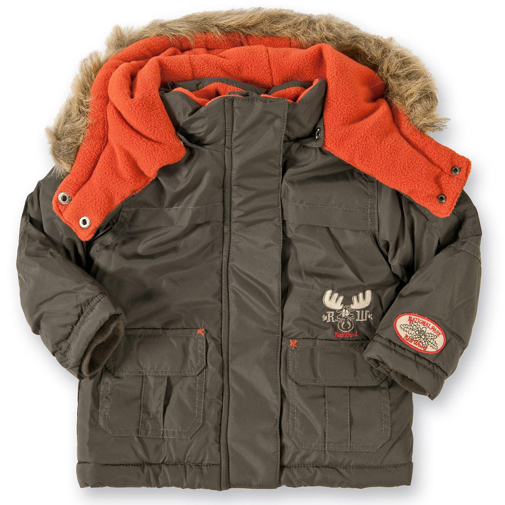 BLUE SEVEN Зимняя куртка  для мальчика