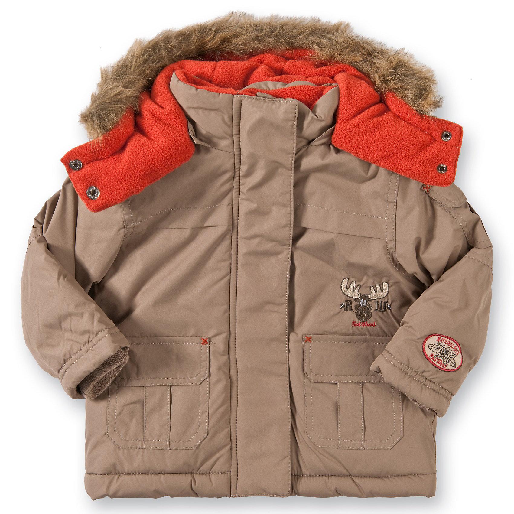 BLUE SEVEN Зимняя Зимняя куртка  для мальчика