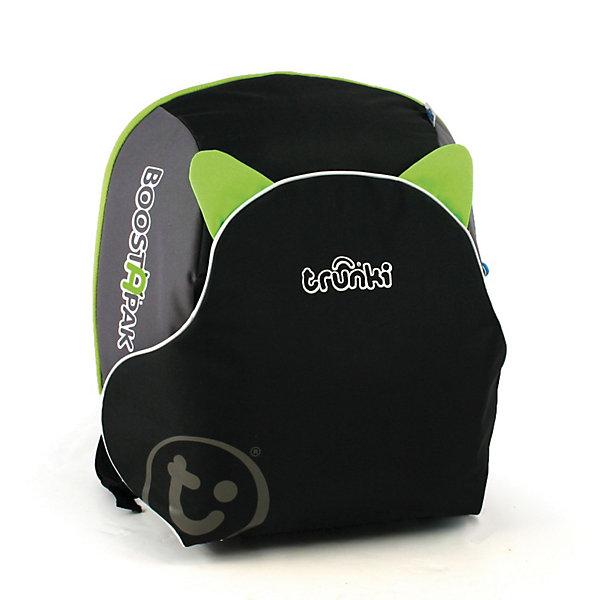 Фотография товара автокресло-рюкзак черно-зеленое (2326791)