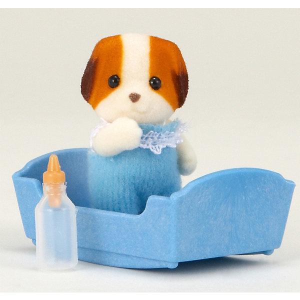 Купить Набор Малыш щенок Sylvanian Families, Эпоха Чудес, Китай, Женский