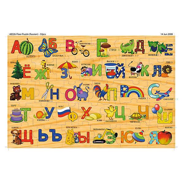 Алфавит, СТЕЛЛА+Касса букв<br>Алфавит, СТЕЛЛА+<br><br>Характеристики:<br><br>• пазл для изучения алфавита<br>• безопасен для ребенка<br>• количество деталей: 32<br>• материал: дерево<br>• размер собранного пазла: 96х61 см<br><br>Пазл-алфавит поможет вашему малышу выучить буквы в игровой форме. Пазл изготовлен из дерева и состоит из 32-х деталей. На каждой детали нарисована буква и соответствующая картинка. Вы можете предложить крохе найти букву, а затем поставить ее в нужное место, чтобы получился целый пазл. Эта игра поможет выучить алфавит, развить логическое мышление, внимание и мелкую моторику.<br><br>Алфавит, СТЕЛЛА+ вы можете купить в нашем интернет-магазине.<br>Ширина мм: 355; Глубина мм: 245; Высота мм: 65; Вес г: 1870; Возраст от месяцев: 36; Возраст до месяцев: 120; Пол: Унисекс; Возраст: Детский; SKU: 2328293;
