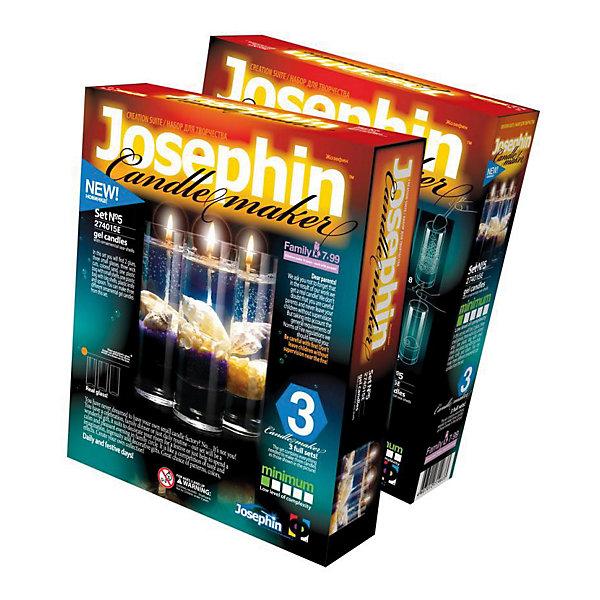 цена Fantazer Josephine Гелевые свечи с коллекционными морскими раковинами №5