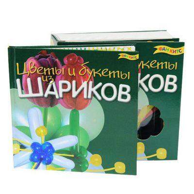 Набор  Цветы и букеты из шариков , артикул:2358177 - Украшения для детского праздника