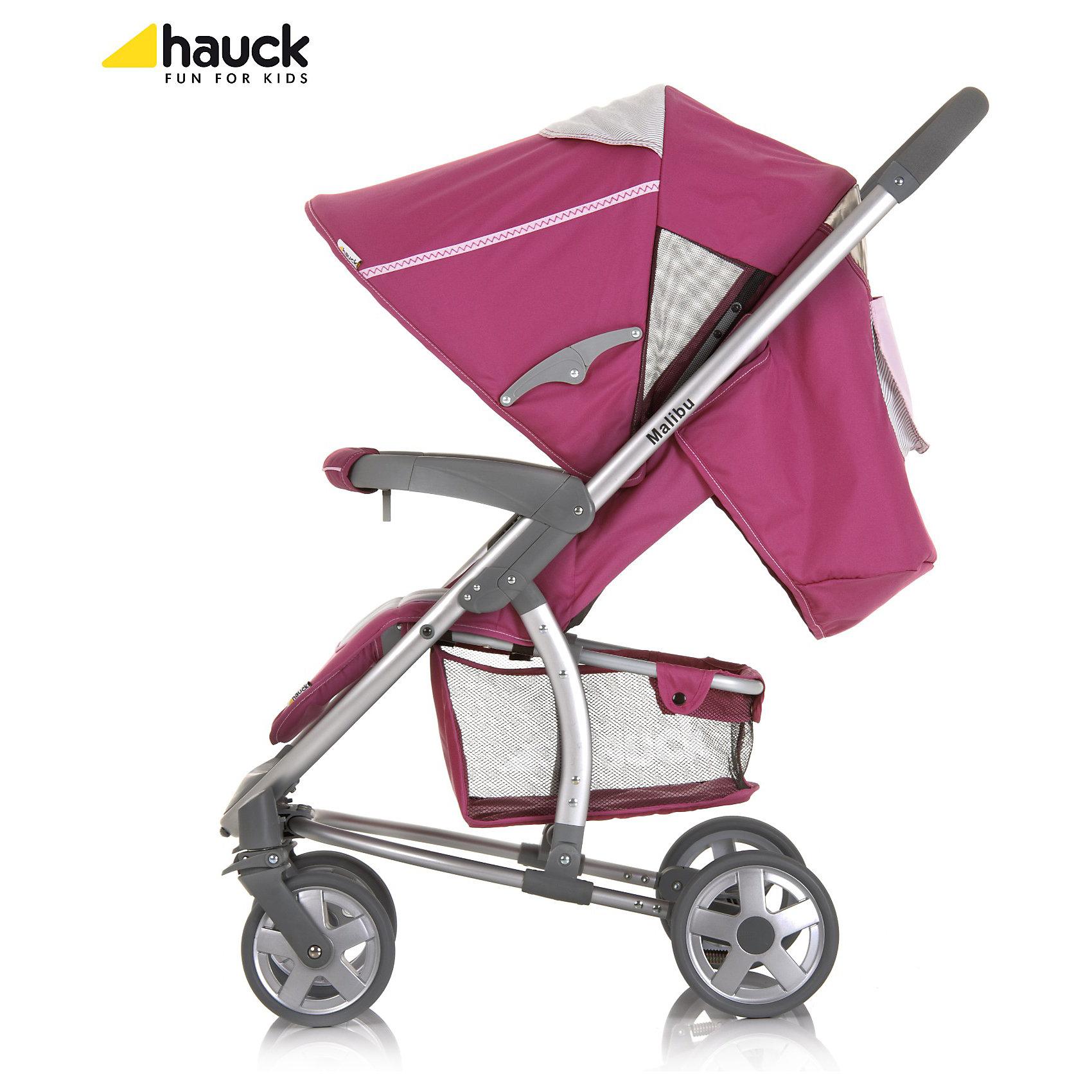 Прогулочная коляска Hauck Malibu М-12, violett