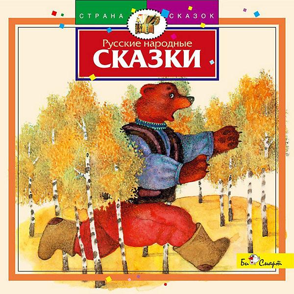 Фотография товара би Смарт CD. Русские народные сказки (2375650)