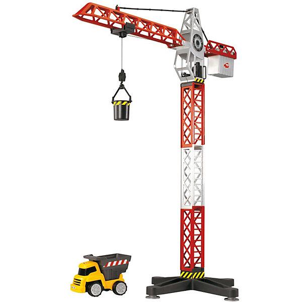 Dickie Toys DICKIE Набор кран+самосвал, 67-13,5 см. цены онлайн