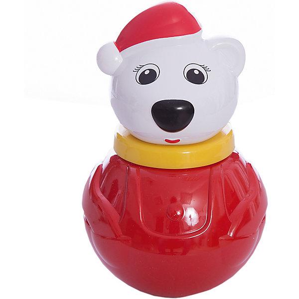Стеллар Стеллар Неваляшка малая Белый медведь-2 коробка стеллар неваляшка мила стеллар