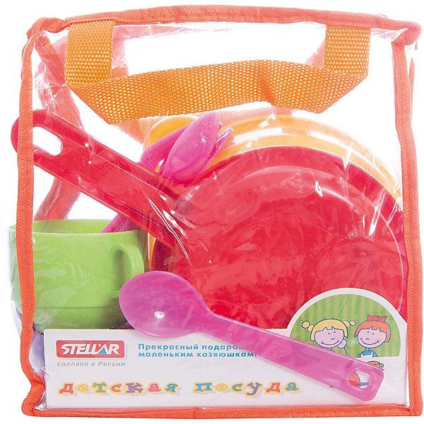 Стеллар Стеллар Посуда детская набор №2 детская посуда