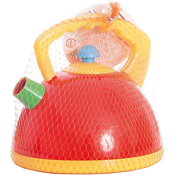 Стеллар Стеллар Посуда детская Чайник стеллар грузовик пчелка стеллар