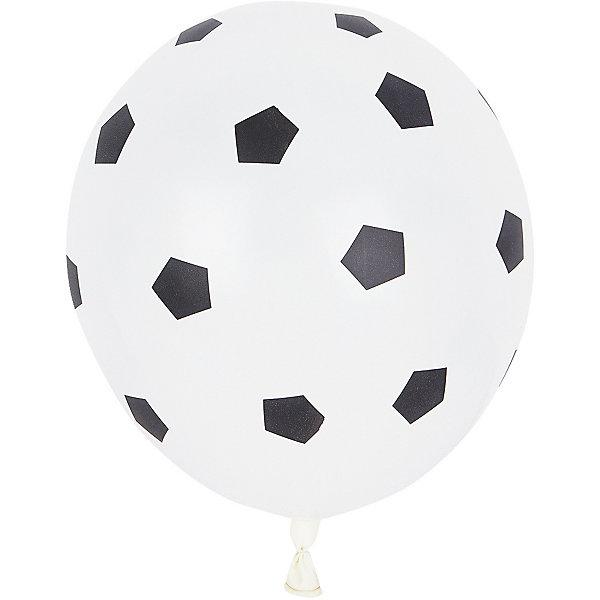 Everts 8 шариков Футбольный мячикВоздушные шары<br>Набор из 10 надувных шариков для декорирования украсят Ваш праздник. В набор входят шарики белого цвета с изображением футбольного мяча.. Шарики сделаны из безопасных материалов, поэтому играть в них можно с рождения. Надувание шариков способствует развитию дыхательной системы человека, а созерцание развивает эстетическое восприятие.<br>Ширина мм: 150; Глубина мм: 230; Высота мм: 10; Вес г: 55; Возраст от месяцев: 36; Возраст до месяцев: 1188; Пол: Мужской; Возраст: Детский; SKU: 2433014;
