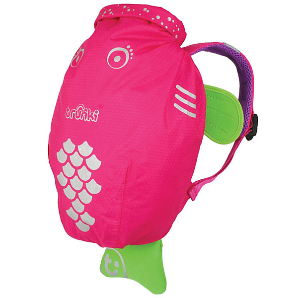 Купить розовый рюкзак для бассейна и пляжа (2442101) в Москве, в Спб и в России
