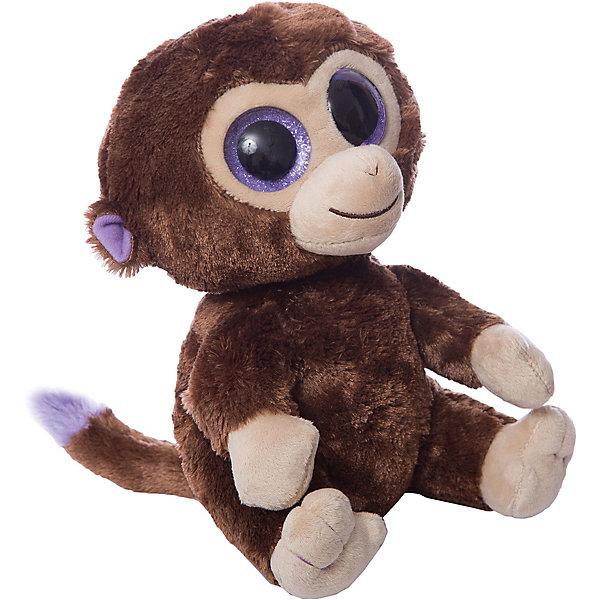 Фотография товара обезьянка Coconut, 23 см, Ty (2446716)