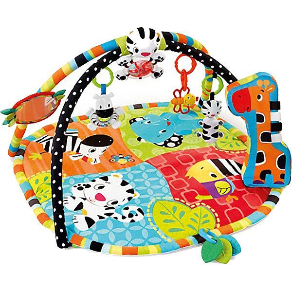 Kids II Развивающий коврик Bright Starts