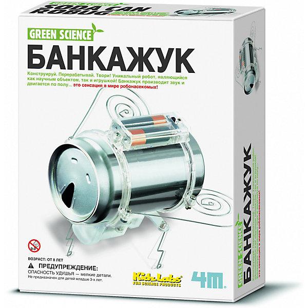 4M Набор для опытов 4M Банкажук lcd crt аксессуары b320 b325 m215hw03 v 1 m215hw01v b led