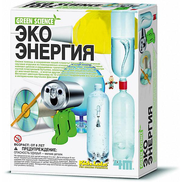 4M Набор для опытов Эко энергия