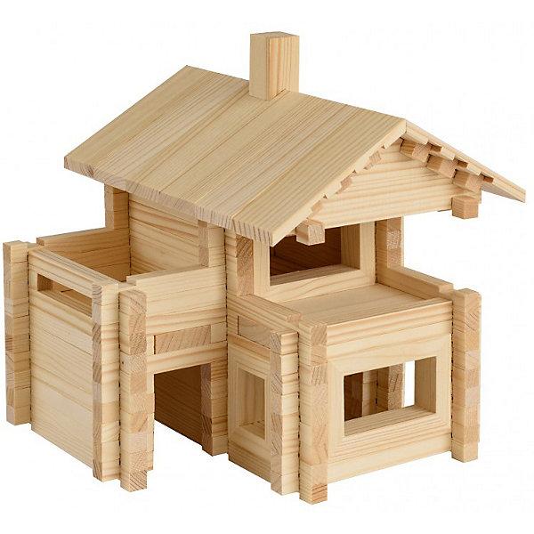 Конструктор ЛЕСОВИЧОК 003 Разборный домик №3 набор из 150 деталейДеревянные конструкторы<br>Все детали конструкторов РАЗБОРНЫЙ ДОМИК подходят друг к другу. Различие между наборами заключается в количестве и разнообразии деталей, и, как следствие, в количестве и сложности домиков, которые можно построить из данного набора. Каждый следующий набор, как правило, включает в себя всё разнообразие деталей из предыдущего, и, в тоже время, новые их виды. Из каждого набора РАЗБОРНЫЙ ДОМИК можно собрать, как минимум, то количество домиков, которое указано на коробке, чем больше набор – тем сложнее домики и больше их количество.<br><br>Дополнительная информация:<br><br>- в наборе 150 деталей<br>- материал: дерево (сосна)<br><br>Конструктор ЛЕСОВИЧОК 003 Разборный домик №3 набор из 150 деталей можно купить в нашем магазине.<br>Ширина мм: 295; Глубина мм: 265; Высота мм: 70; Вес г: 1000; Возраст от месяцев: 36; Возраст до месяцев: 180; Пол: Унисекс; Возраст: Детский; SKU: 2568360;