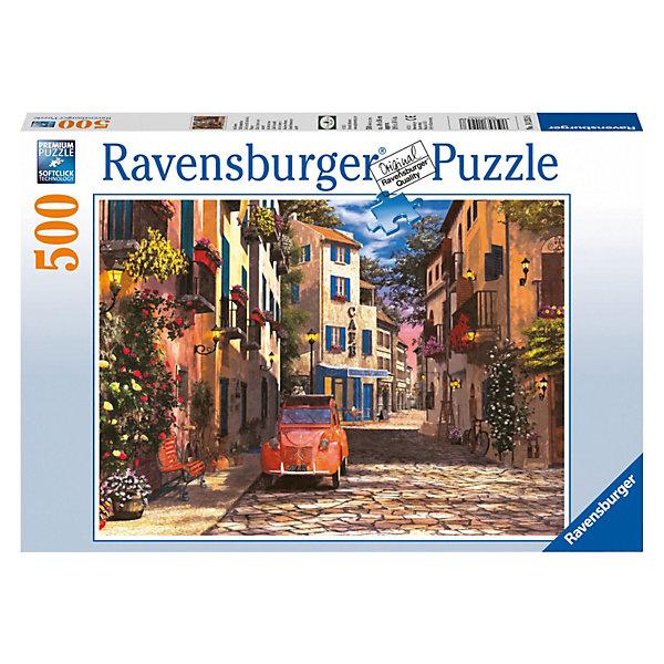Ravensburger Пазл Юг Франции Ravensburger, 500 деталей ravensburger пазл пронзительный взгляд 500 деталей