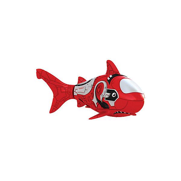 ZURU РобоРыбка Акула красная, RoboFish игрушка для ванны robofish роборыбка клоун цвет оранжевый белый