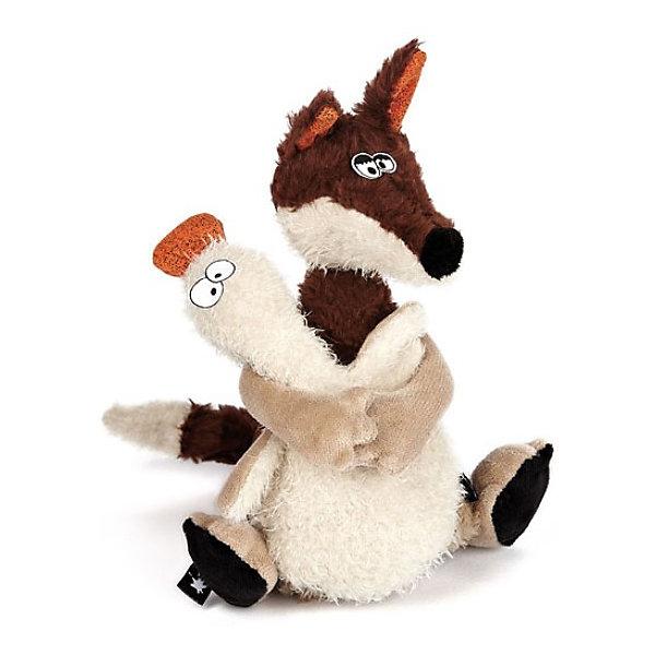 Sigikid Коллекционная игрушка Sigikid Зверский Город, Никогда тебя не отпущу, 21 см игрушка