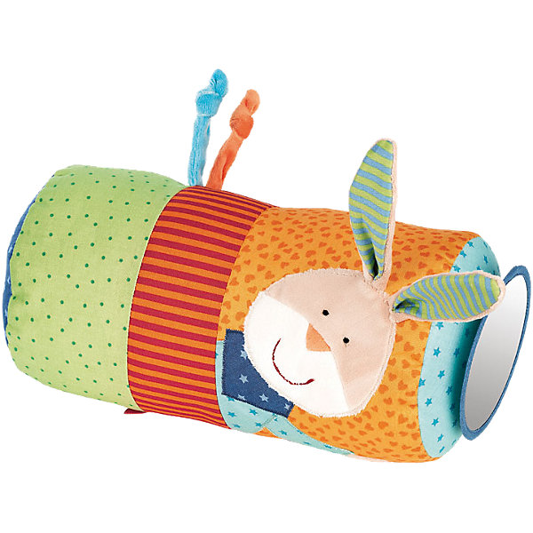 Sigikid Развивающая игрушка Sigikid, Роллер Кролик, коллекция Активный Малыш, 30 см