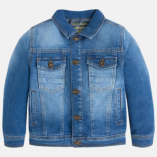 Куртка джинсовая для мальчика Mayoral