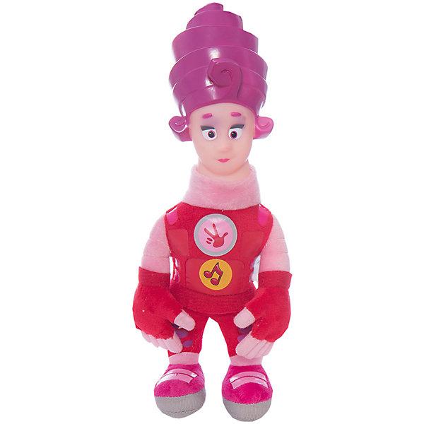 Мульти-Пульти Мягкая игрушка Фиксики Мася, озвученная, со светом, 29см