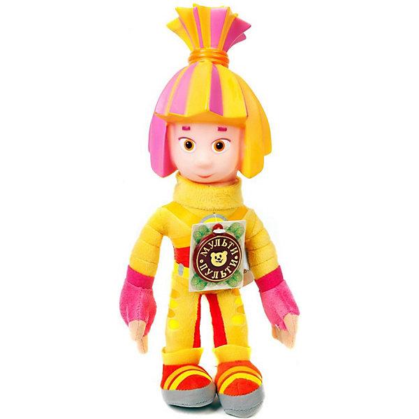 Мульти-Пульти Мягкая игрушка Мульти-Пульти Фиксики Симка, озвученная, со светом, 28 см мягкие игрушки мульти пульти кот 25 см