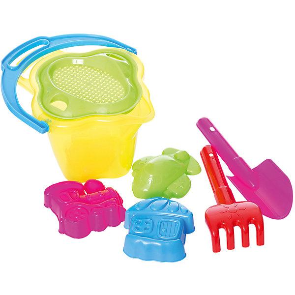 Стеллар Стеллар Песочный набор №135 игрушки для зимы unice песочный набор лопата грабли