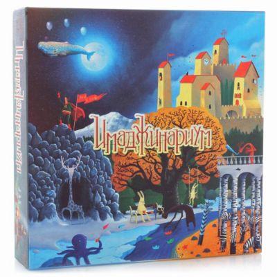 Настольная игра  Имаджинариум , Stupid casual, артикул:3202192 - Настольные игры