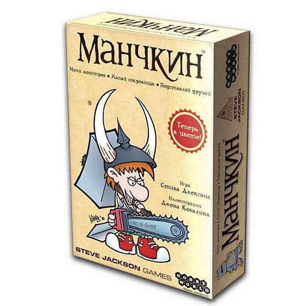 Настольная игра Hobby World Манчкин, 2-е издание фото
