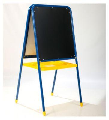 Мольберт 2-сторонний с буквами, Дэми (цвет: синий), артикул:3247889 - Рисование и раскрашивание