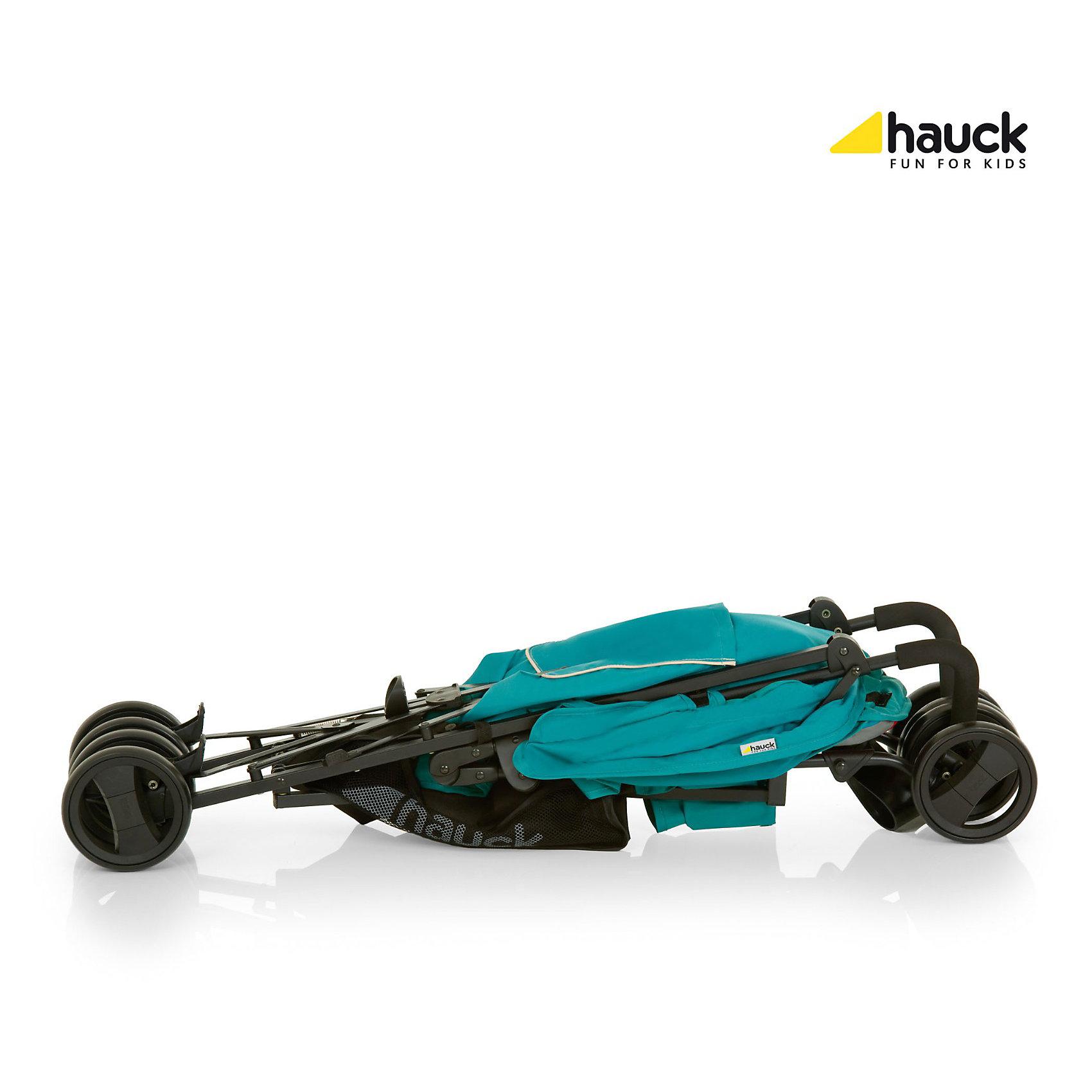 Коляска-трость ROMA, Hauck, rainbow petrol (hauck)