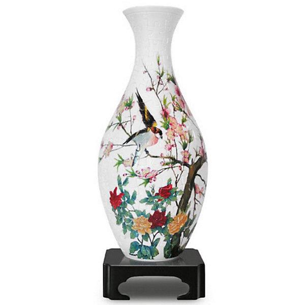 Pintoo Пазл 3D Вазы: Сакура, 160 деталей, Pintoo вазы pavone ваза цветы дурмана