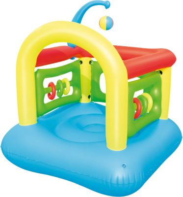 Детский надувной центр с кольцами, Bestway, артикул:3340155 - Детская площадка