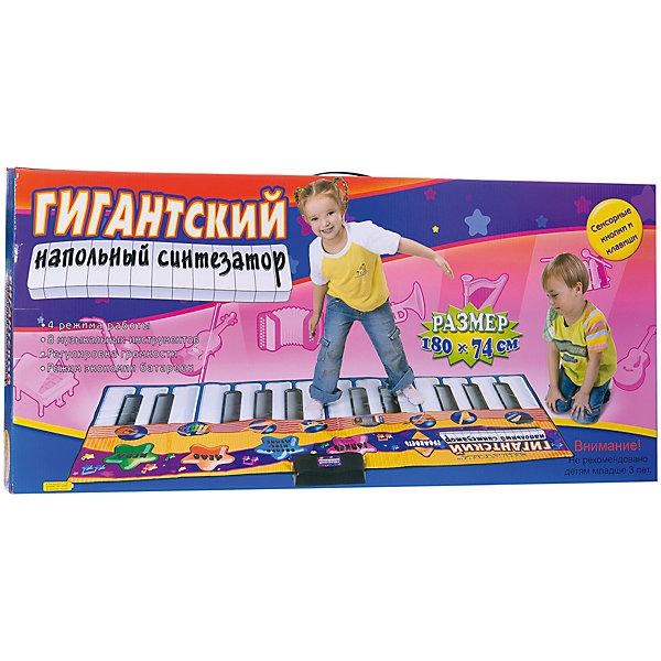 Купить Звуковой коврик «Гигантский напольный синтезатор», Знаток, Китай, Унисекс