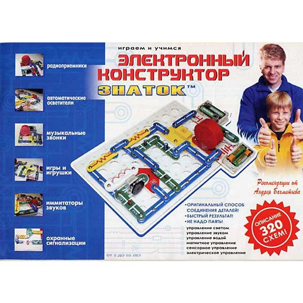 Электронный конструктор: