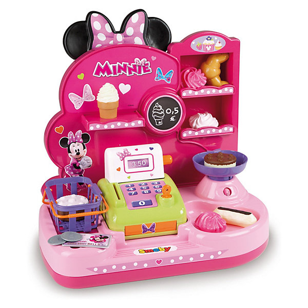 Фотография товара мини-магазин, Smoby, Minnie Mouse (3344669)