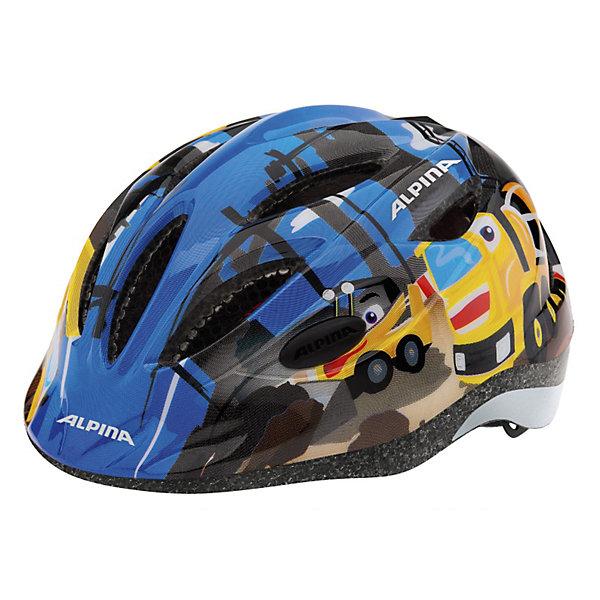 Фотография товара летний шлем ALPINA Gamma 2.0 construction (3359319)