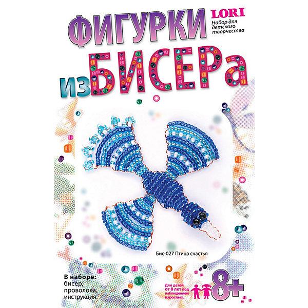 Купить Фигурки из бисера Птица счастья , LORI, Россия, Женский