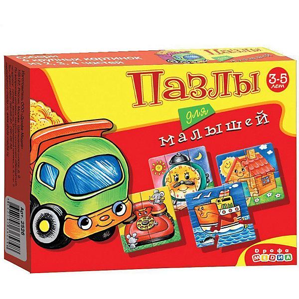 Купить Пазлы для малышей (2526), Дрофа-Медиа, Россия, Унисекс