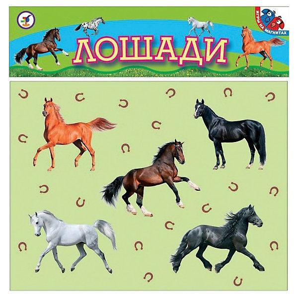 """Магниты """"Лошади"""", Дрофа-Медиа"""