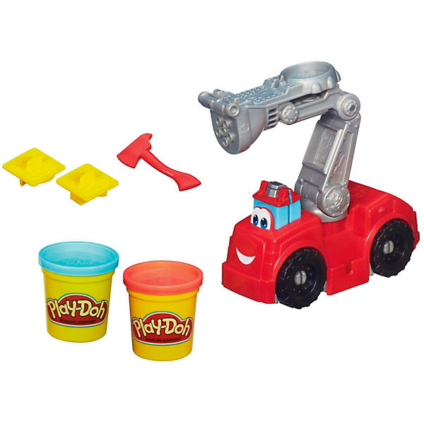 Купить Игровой набор Бумер: Пожарная машина, Play-Doh, Hasbro, Китай, Унисекс