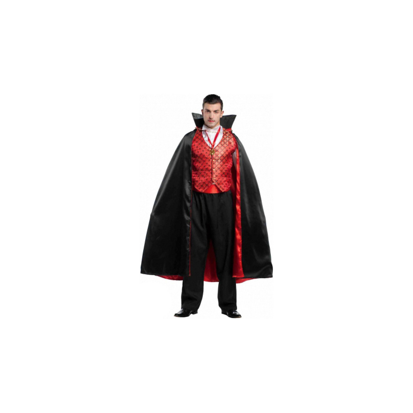 Карнавальный костюм взрослый Дракула, размер S, Veneziano